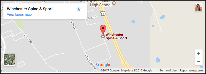 Winchester Spine & Sport Location